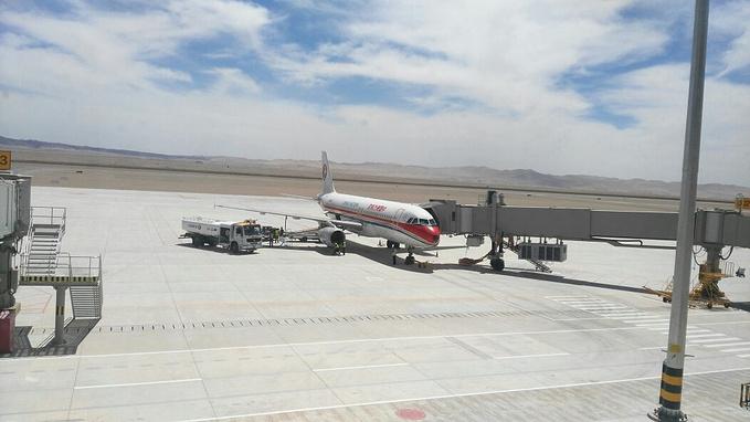 敦煌机场图片