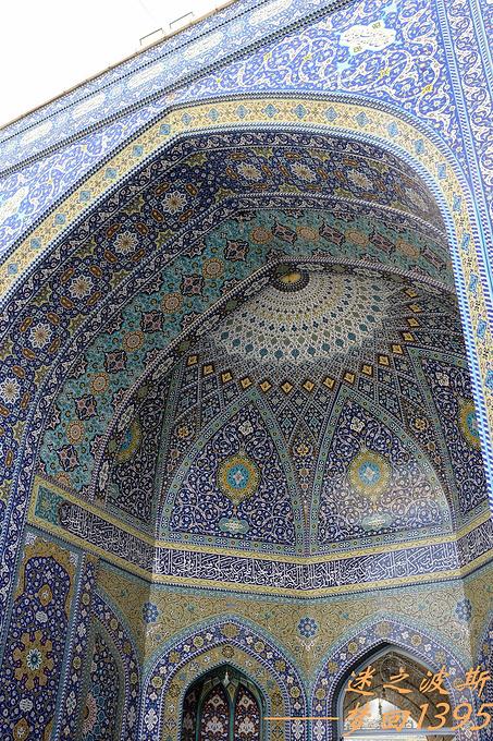 库姆圣祠清真寺-恰劳陵图片