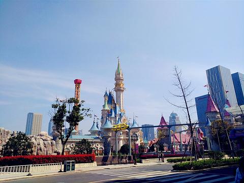 罗蒙环球乐园旅游景点图片