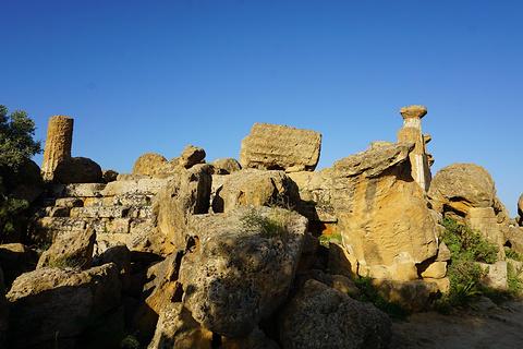 神殿之谷旅游景点攻略图