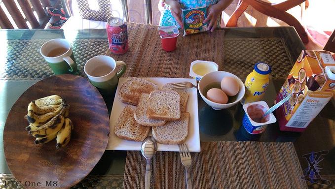 回家早餐图片