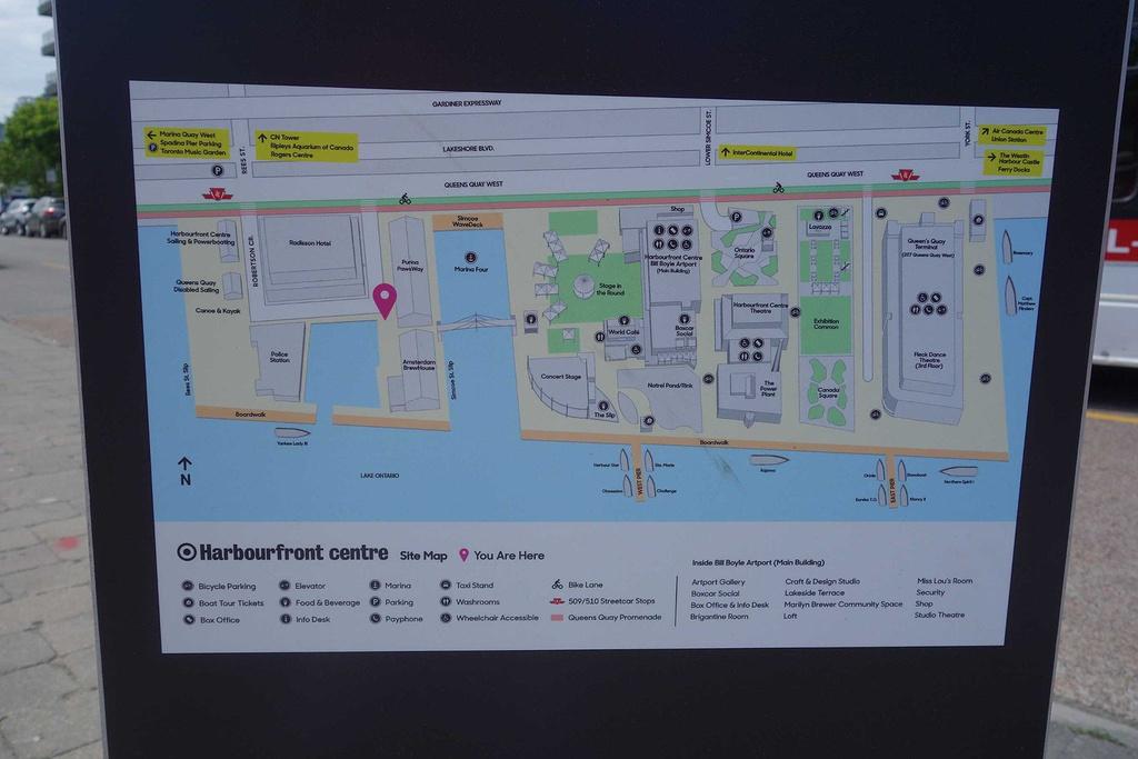 安大略湖旅游导图