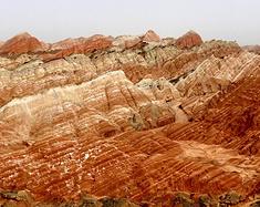 【西域行之十六】张掖丹霞国家地质公园