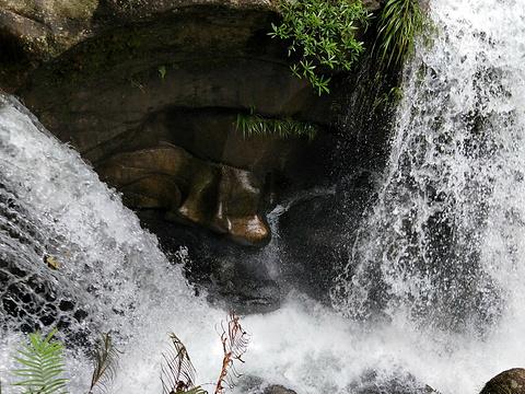 仙霞瀑布旅游景点图片