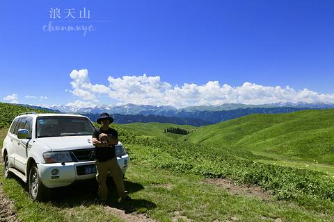 新源县旅游景点攻略图