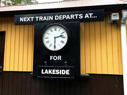 普芬比利蒸汽小火车旅游景点攻略图