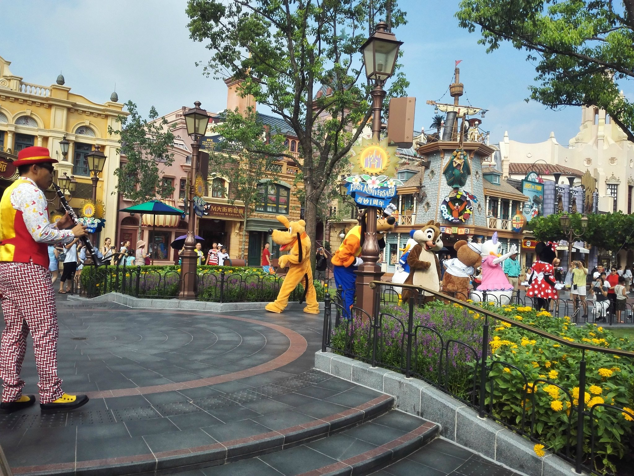 遇见迪士尼 —— 炎炎夏日里的三日狂欢