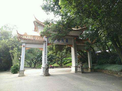 大龙潭旅游景点攻略图