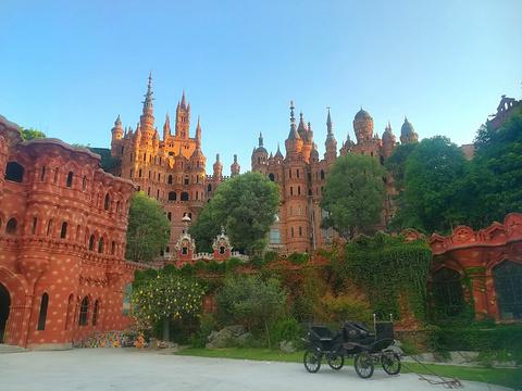 华生园梦幻城堡的图片