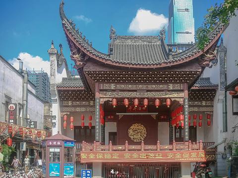 坡子街美食城旅游景点图片