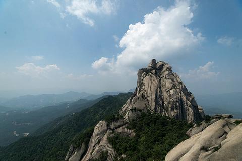 天柱山旅游图片
