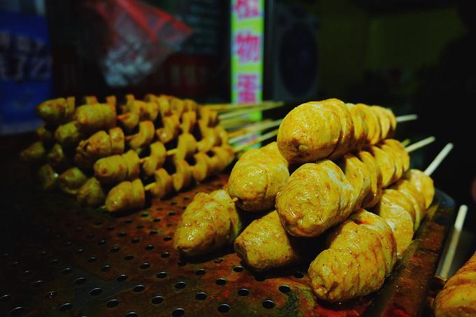 台东三路步行街图片
