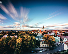 鲜为人知的欧洲 - 波罗的海三国21天深度开荒(爱沙尼亚/拉脱维亚/立陶宛)