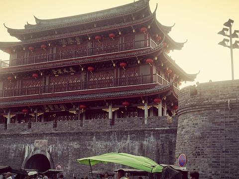 古府城墙旅游景点图片
