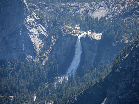 优胜美地国家公园旅游景点图片