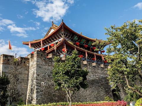 崇圣寺三塔文化旅游区旅游景点图片