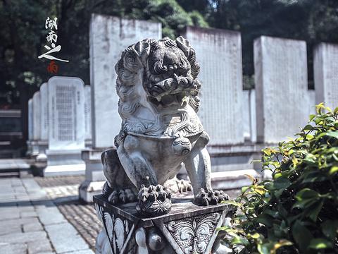 炎帝陵旅游景点图片