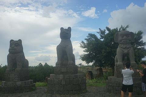 大汉三墩旅游景点攻略图