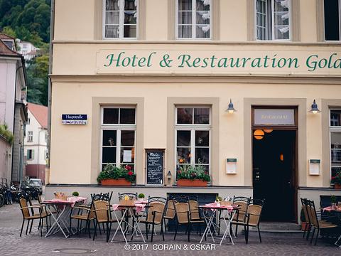 海德堡步行街旅游景点图片