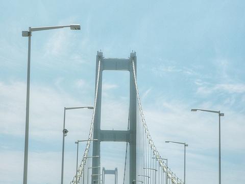 室兰白鸟大桥旅游景点图片