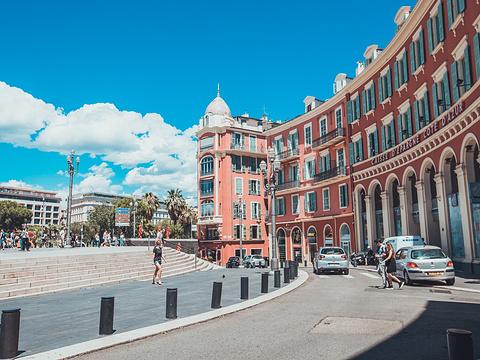 尼斯老城旅游景点图片