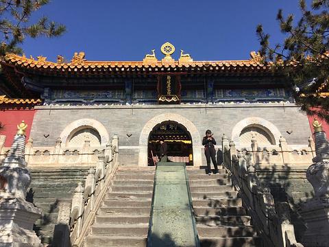 菩萨顶旅游景点图片