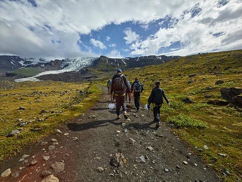 瓦特纳冰川国家公园旅游景点攻略图