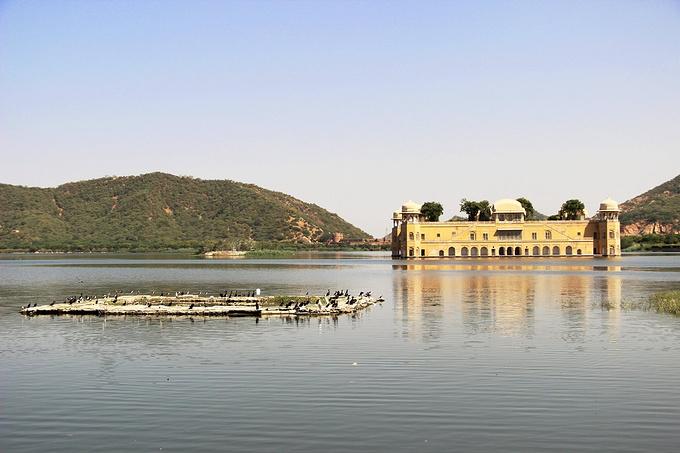水上宫殿图片