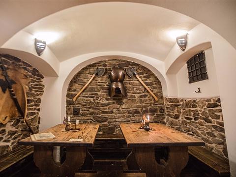 洞穴餐厅旅游景点图片