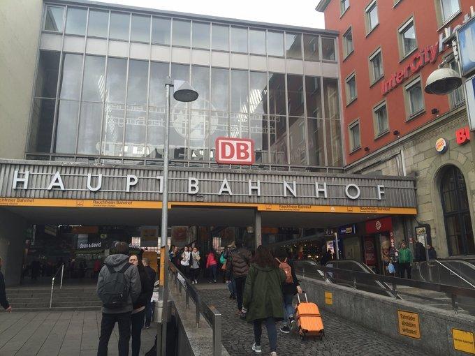 如何在主火车站找到出口小tips:图片