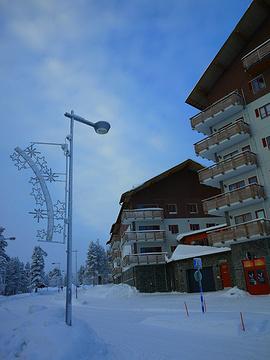 Saariselka Ski Resort旅游景点攻略图