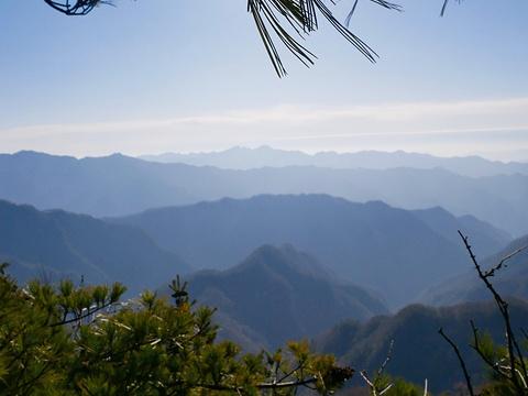 终南山旅游景点图片