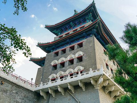 正阳门旅游景点图片