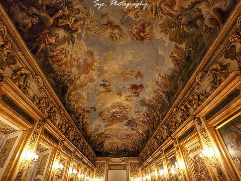 美第奇-里卡尔第宫旅游景点图片