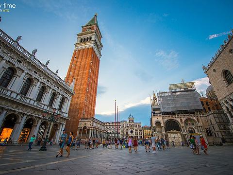 圣马可广场旅游景点图片