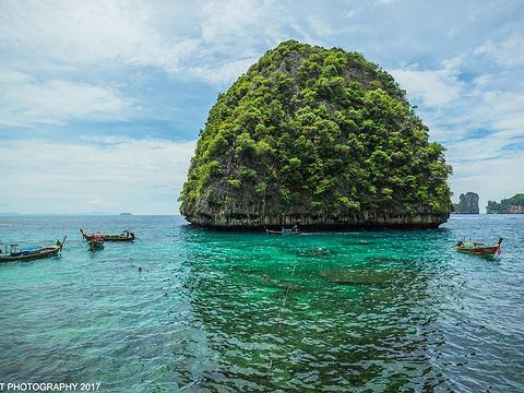 玛雅湾旅游景点图片