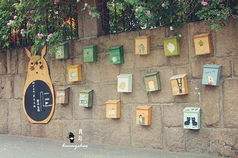小路咖啡馆旅游景点攻略图