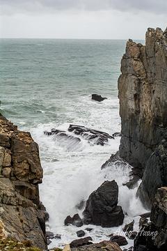 东海仙境仙人井旅游景点攻略图