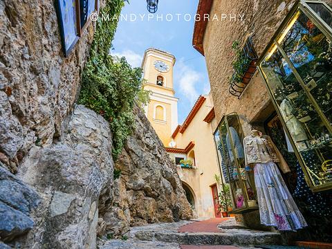 埃兹小镇旅游景点图片