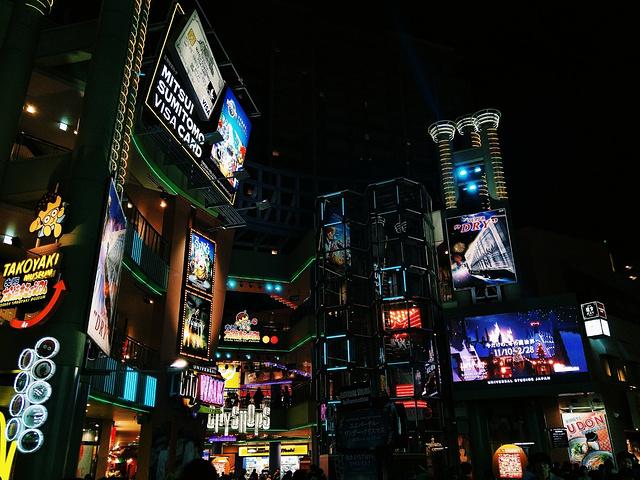 """""""真的是在大阪的一个非常印象深刻的地方,由于人太多,而且好玩的项目很多,所以说掌握一些小技巧真的..._日本环球影城""""的评论图片"""