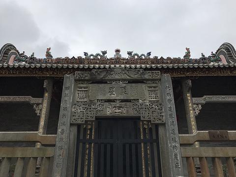 八境台旅游景点图片