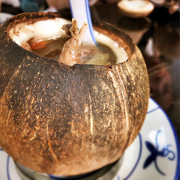 椰子原味炖品旅游景点攻略图