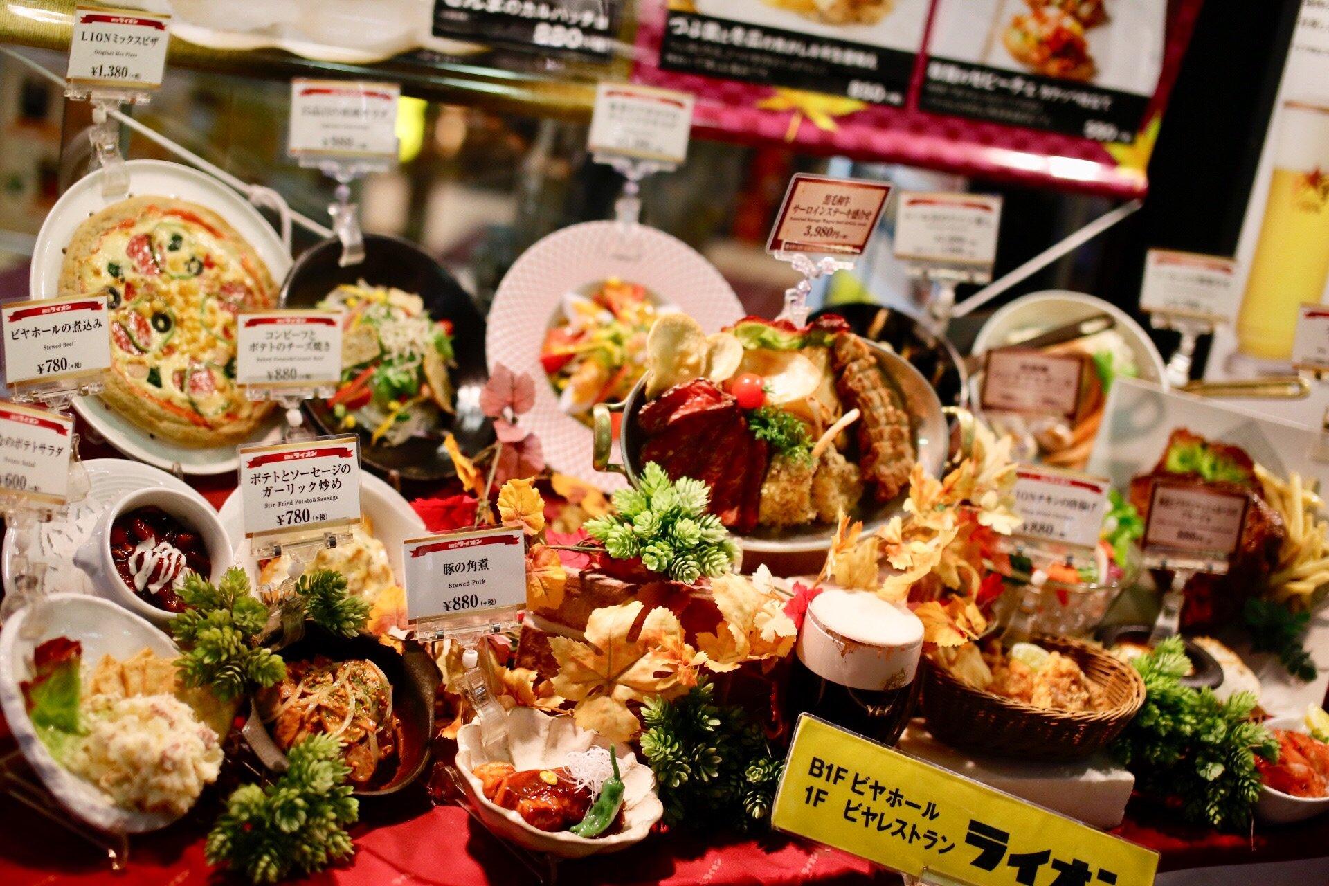 一兰拉面(新宿中央东口店)
