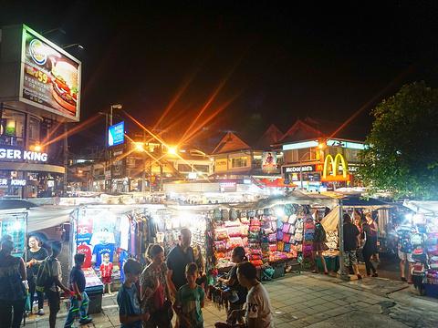 清迈门夜市旅游景点图片