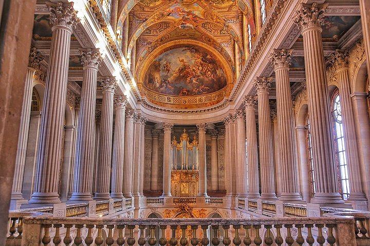 法国国王路易十三_2020凡尔赛的花园被称作最美的欧洲宫廷花园,是由法国园林巨匠 ...