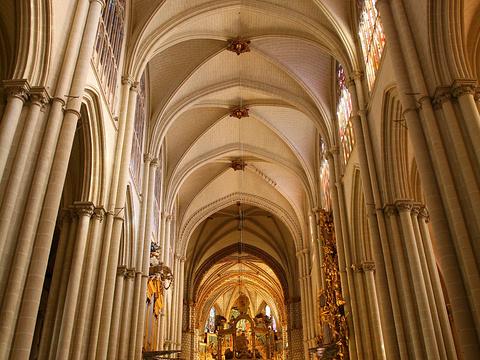 托莱多大教堂旅游景点图片
