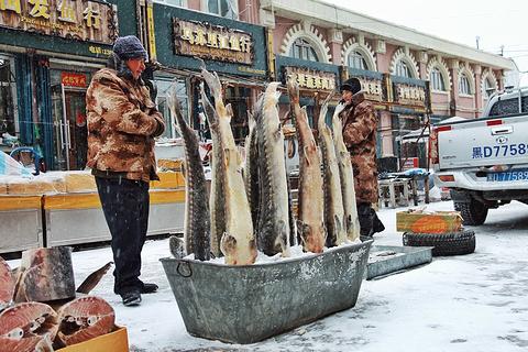 东极鱼市旅游景点攻略图
