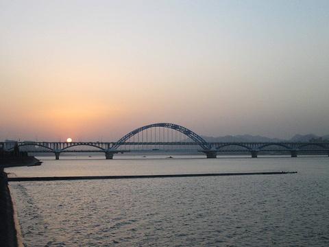 钱塘江旅游景点攻略图