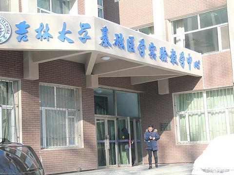 伪满洲国国务院旧址旅游景点图片