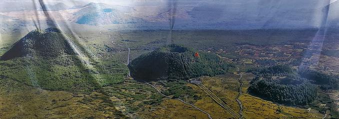 火山地热国家地质公园图片